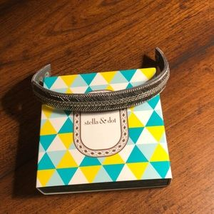 Stella and Dot Carter Bracelet